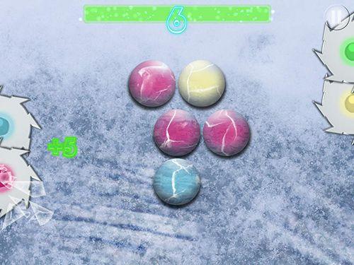 Arcade-Spiele: Lade Bröckelndes Eis auf dein Handy herunter
