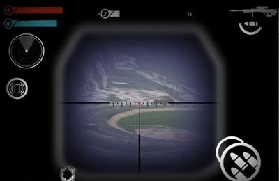 Screenshot Abwehr-Reaktion auf dem iPhone