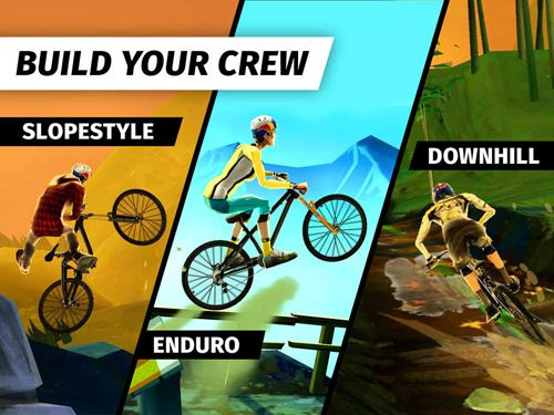 多人游戏(蓝牙):下载Bike: Unchained到您的手机