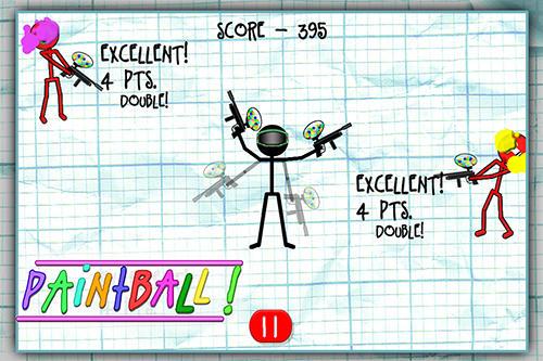 Gun fu: Stickman edition für Android