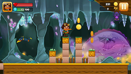 Jake's adventures screenshot 1
