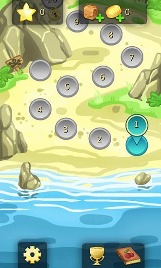 Arcade Farm adventure match für das Smartphone