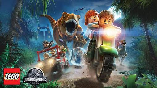 LEGO Jurassic world capture d'écran 1