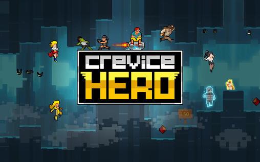 Crevice hero Symbol