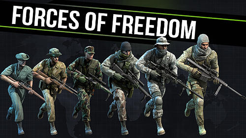 Forces of freedom screenshot 1