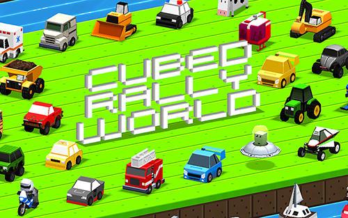 Cubed rally world Screenshot