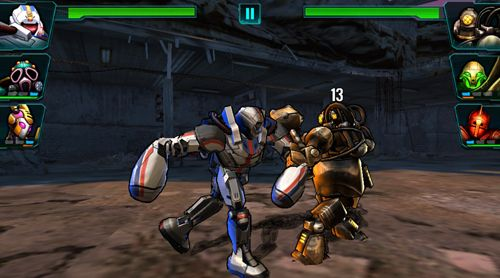 Luchas: descarga Ultima batalla de los robots a tu teléfono