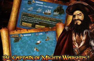 Пираты 3Д Схватка на парусных кораблях на русском языке