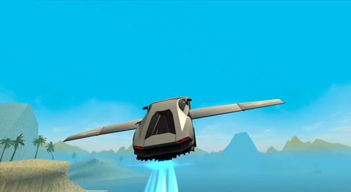 Flying car: Extreme pilot für Android