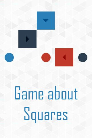 Game about squares icon