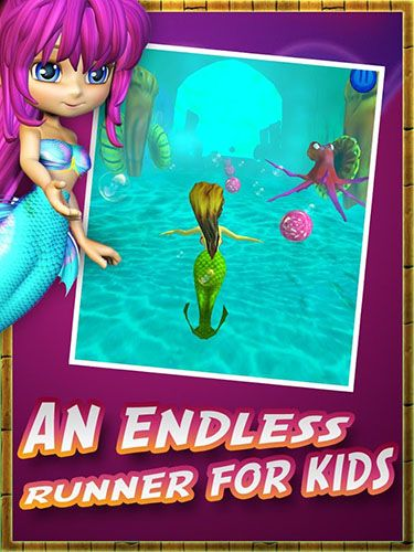 Mermaid adventure for kids für Android