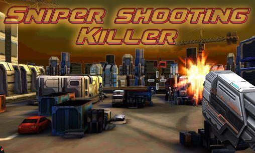 Sniper shooting. Killer. capture d'écran