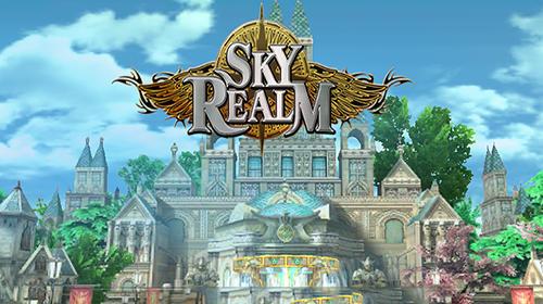 Sky realm icon