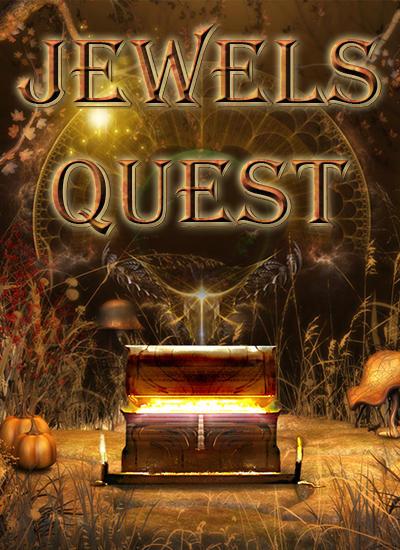 Jewels quest Screenshot