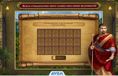 Jogos de lógica: faça o download de O Berço de Roma 2 para o seu telefone