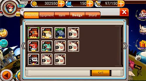 Pocket battle saga capture d'écran 1