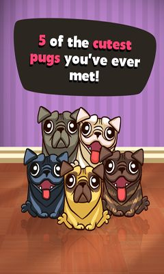 Logikspiele Puzzle Pug für das Smartphone