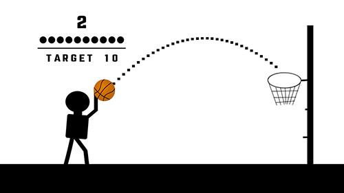 Basketball black für Android