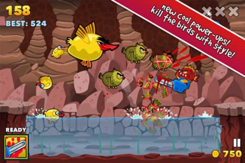 La furia del pez para iPhone gratis