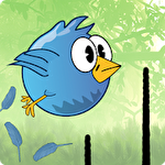 Line Birds icône