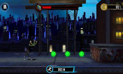 TMNT:  Rooftop run Screenshot