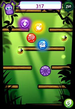 Captura de pantalla Bicho en la jungla en iPhone