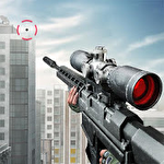 Sniper 3D gun shooter icon