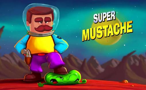 アイコン Super mustache