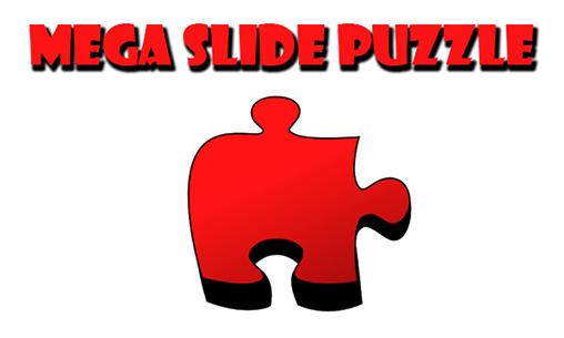 Mega slide puzzle icono