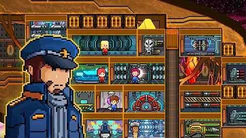 Pixelspiele Pixel starships auf Deutsch