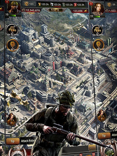 World on fire скриншот 2