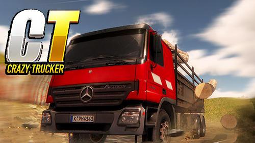 Crazy trucker скриншот 1