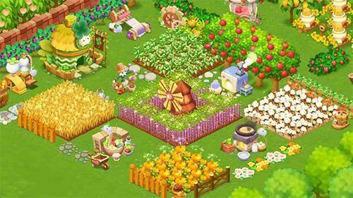 截图Happy ranch在iPhone