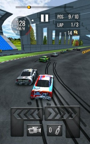 Thumb car racing for Android
