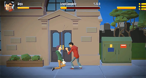 City fighter vs street gang screenshot 1