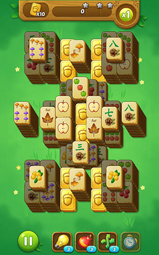 Mahjong forest journey für Android