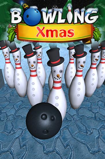 Bowling Xmas Screenshot