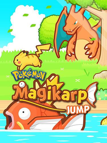 Pokemon: Magikarp jump screenshot 1