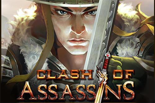 Clash of assassins: The empire icono