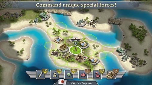Screenshot 1942: Pazifische Front auf dem iPhone