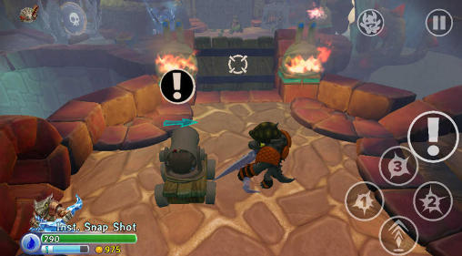 Skylanders: Trap team pour Android