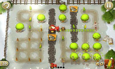 Arcade Tractor Trails para teléfono inteligente