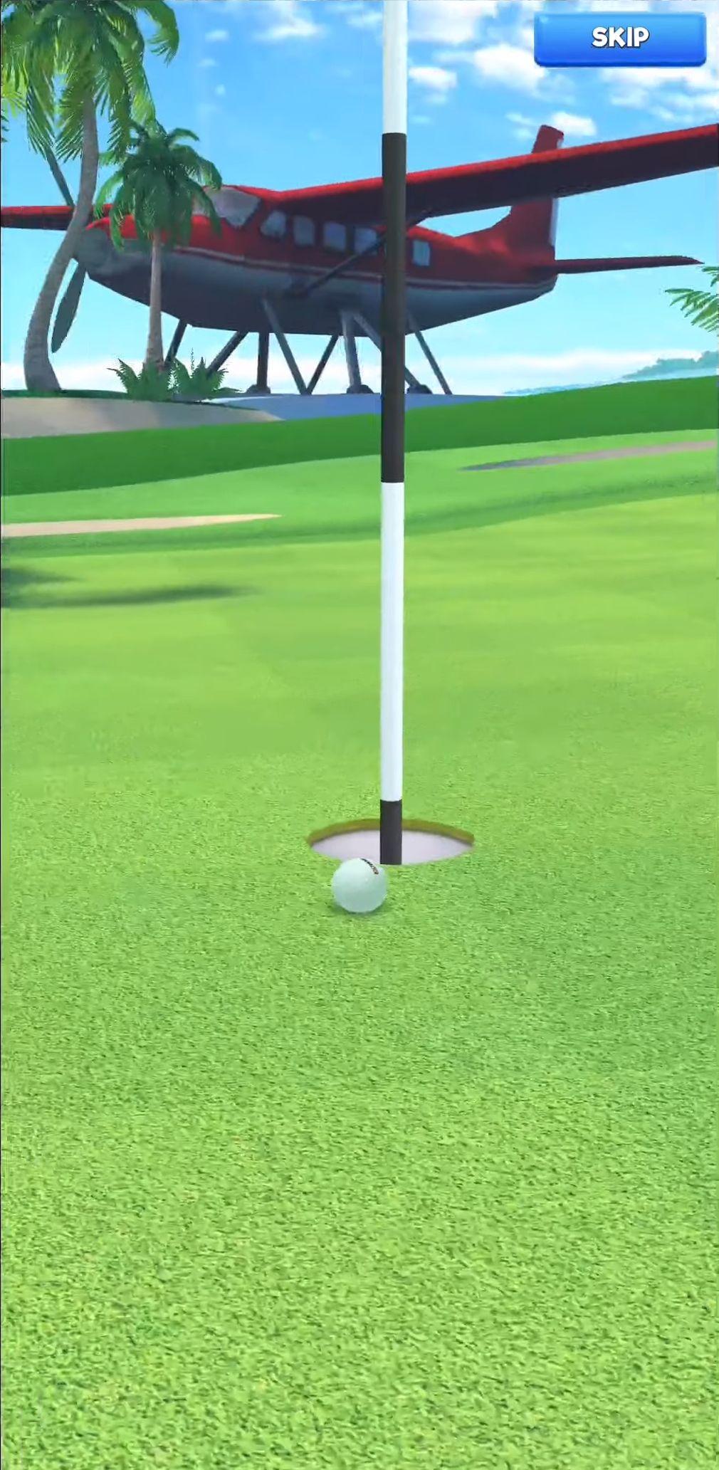 Extreme Golf - 4 Player Battle für Android