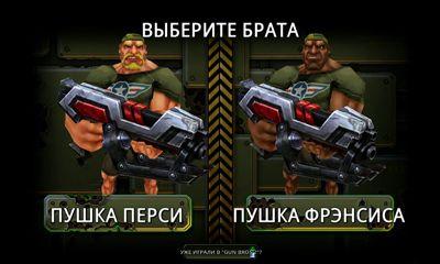 Juegos de acción Gun Bros 2 para teléfono inteligente