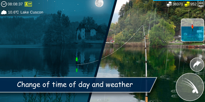 My Fishing World - Realistic fishing screenshot 1
