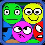 Bubble smile icon