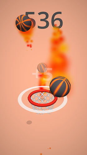 Dunk hoop为Android