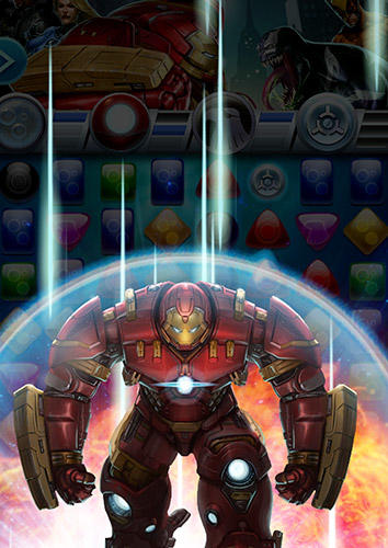 Marvel puzzle quest für Android