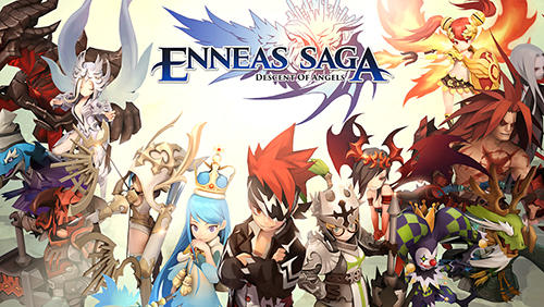 Enneas saga: Descent of angels icon
