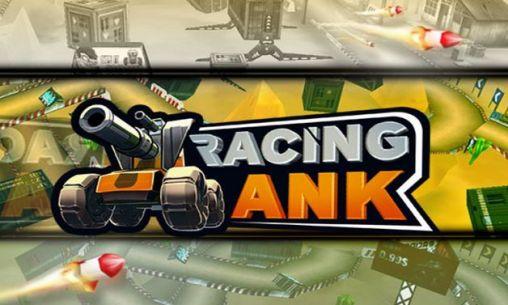 Racing tank icono
